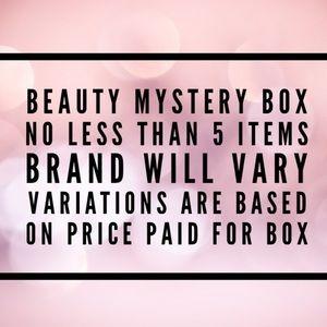 ‼️LAST CHANCE TILL BLACK FRI‼️  Beauty Box Restock